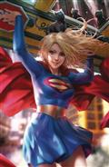 Supergirl #34 Card Stock Var Ed Yotv