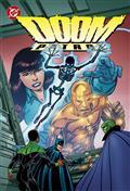 Doom Patrol By John Byrne Omnibus HC