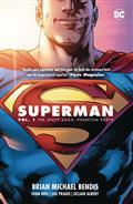 Superman TP Vol 01 The Unity Saga Phantom Earth