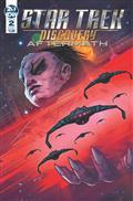 Star Trek Discovery Aftermath #2 (of 3) Cvr A Hernandez