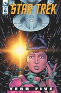 Star Trek Year Five #6 Cvr A Thompson