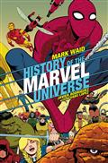 History of Marvel Universe #3 (of 6) Rodriguez Var