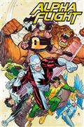 Alpha Flight True North #1