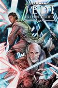 Star Wars Jedi Fallen Order Dark Temple #1 (of 5)