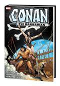 Conan Barbarian Orig Marvel Yrs Omnibus HC Vol 03