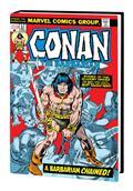 Conan Barbarian Orig Marvel Yrs Omnibus HC Vol 03 Dm Var