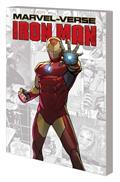 Marvel-Verse GN TP Iron Man