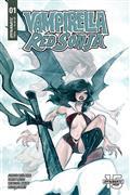 Red Sonja Vampirella #1 Cvr C Tarr