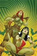 Red Sonja Vampirella #1 Tedesco Virgin Cvr