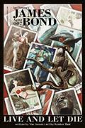 James Bond Live & Let Die HC