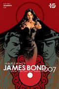 James Bond 007 #11 Cvr A Johnson