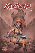 Red Sonja #8 Cvr B Linsner