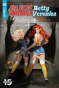 Red Sonja Vampirella Betty Veronica #5 Cvr A Dalton