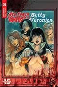Red Sonja Vampirella Betty Veronica #5 Cvr C Braga