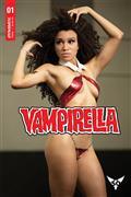 Vampirella #3 Cvr E Cosplay