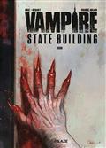 Vampire State Building #1 Cvr A  Adlard