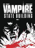 Vampire State Building #1 Cvr C Adlard B&W& Red