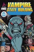 Vampire State Building #1 Cvr D  Balbi Infinity Gauntlet Hom