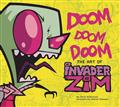 DOOM-DOOM-DOOM-ART-OF-INVADER-ZIM-HC-(C-0-1-0)