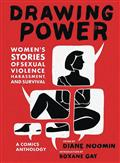 DRAWING-POWER-WOMENS-STORIES-SEXUAL-VIOLENCE-HC-(C-1-1-0)