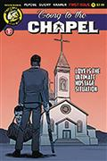 Going To The Chapel #1 (of 4) Cvr C Guidry