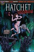 Hatchet Vengeance #1 Wolfer Bikini Optional Nude Cvr (MR) (C