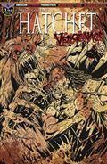 Hatchet Vengeance #1 Ltd Ed Bloody Horror Cvr (MR) (C: 1-0-0
