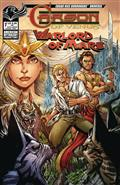 Carson of Venus Warlord of Mars #1 Calzada Am Ed Var Cvr