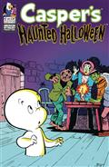 Caspers Haunted Halloween #1 Ltd Ed Retro Animation Cvr