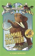 Earth Before Us Yr GN Vol 03 Mammal Takeover (C: 1-1-0)