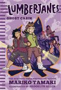 LUMBERJANES-ILLUS-HC-NOVEL-VOL-04-GHOST-CABIN-(C-1-1-0)