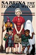 Sabrina Teenage Witch #5 (of 5) Cvr B Erskine