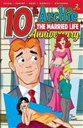 Archie Married Life 10 Years Later #2 Cvr A Parent
