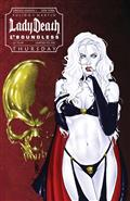 Lady Death Origins Annual #1 New York Thursday (MR)