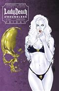 Lady Death Origins Annual #1 New York Friday (MR)