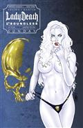 Lady Death Origins Annual #1 New York Sunday (MR)
