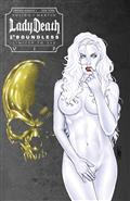 Lady Death Origins Annual #1 New York Vip (MR)