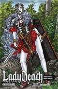Lady Death Apocalypse #1 Kickstarter Vip Premium (MR)