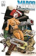 Margo Intergalactic Trash Collector #1 (of 3) Cvr B Staton V