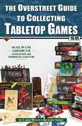 OVERSTREET-GUIDE-SC-SGN-ED-COLLECTING-TABLETOP-GAMES