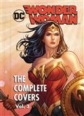 DC Comics Wonder Woman Comp Covers Mini HC Vol 03 (C: 0-1-0)