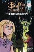 BUFFY-THE-VAMPIRE-SLAYER-YA-NOVEL-CURSED-COVEN-(C-0-1-0)