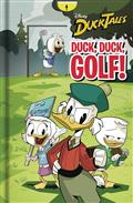 DISNEY-DUCK-TALES-DUCK-DUCK-GOLF-BOARD-BOOK-(C-0-1-0)