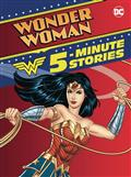 Wonder Woman 5 Minute Story Collection HC (C: 0-1-0)