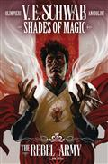 Shades of Magic Rebel Army #1 Cvr A Ianniciello