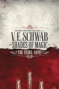 Shades of Magic Rebel Army #1 Cvr C Novel Style