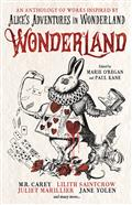 WONDERLAND-ANTHOLOGY