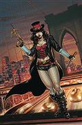 Van Helsing vs Draculas Daughter #2 (of 5) Cvr A Maria