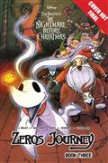 DISNEY-MANGA-NIGHTMARE-CHRISTMAS-ZEROS-JOURNEY-TP-VOL-03-(C