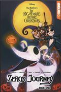 DISNEY-MANGA-NIGHTMARE-CHRISTMAS-ZEROS-JOURNEY-TP-VOL-01-(C